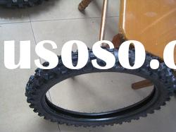 dirt bike tire Front size. 80x100x 21 Rear size 120x90x 18