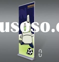 electric roll up banner with double sides