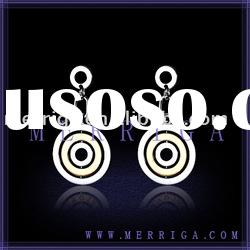 fashion jewelry 2012 new style 316L stainless steel earring,