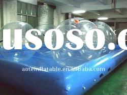 fashionable inflatable ball pool