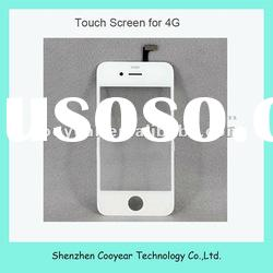 for iphone 4g white touch screen assembly paypal is accepted