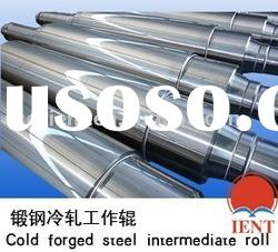 forged steel work roll:cold-rolled steel roller/cold roll