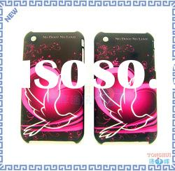 funky design PC hard cellphone case for iphone 3g/3gs