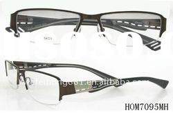 half rim optical frame ,popular optical frame ,new optical glasses