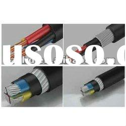 heavy duty pvc xlpe armoured unarmoured power control cables