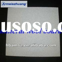 high quality acoustic mineral fiber ceiling tiles