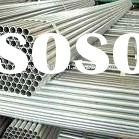 hot-dipped zinc coated steel pipe