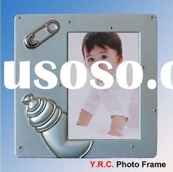 hot hot hot metal kid's free sample photo frame
