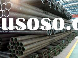 hot-rolled seamless steel pipes