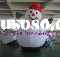 inflatable snowman/inflatable christmas decoration/inflatable christmas product