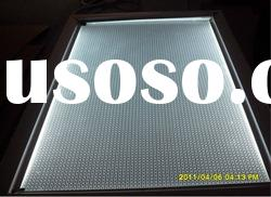 laser engraved LGP/light guide plate/light guide panel/acrylic sheet