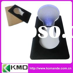 led card light bulb shape for gift promotion