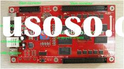 led display card works with full color led display screen and support display videos