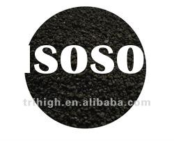 manganese dioxide sand filter media of 35%min MnO2 for water treatment