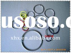 many size metal ring/loose ring for book