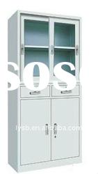 metal locker new style cabinet with 2 drawers