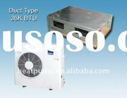 middle DC inverter duct air conditioner