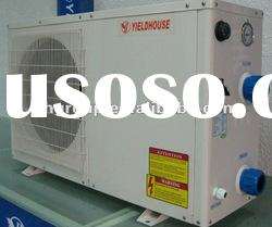 newly swimming pool heater heat pump heater(R407C)-CE