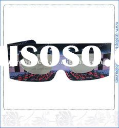 original passive polarized paper 3d glasses