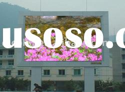 outdoor advertising led display/led sign