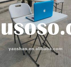 personal table,plastic folding table,folding computer table