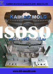 plastic injection automotive grill mould
