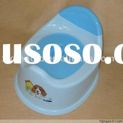 plastic injection baby toilet mould