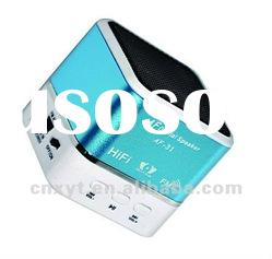 portable loudspeaker Mini Speaker MP3 Player USB Disk Micro SD TF Card FM Radio Line In sound box
