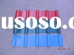 prepainted corrugated roofing metal sheets