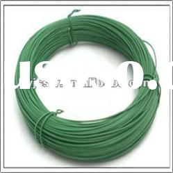 pvc coated galvanized wire ( inner wire is galvanized wire )