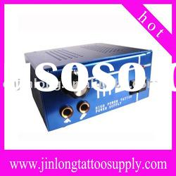resource tattoo power supply high quality with foot switch clip cord