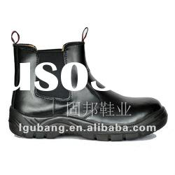 safety rubber boots steel toe