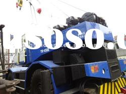 sales offer used TADANO TR450 rough terrain crane 45ton in good condition