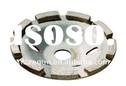 single row concrete grinding cup wheel