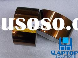 slim Capton tape with pressure sensitive silicone adhesive 15mm Thickness
