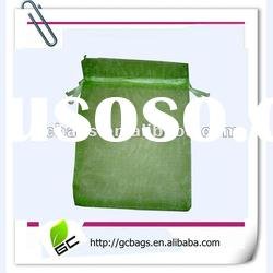 small drawstring organza bag pouch