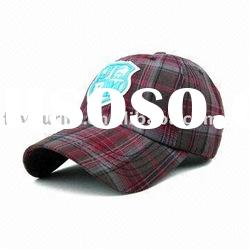 sports cap / baseball cap/ promotional cap with applique embroidery