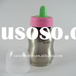 stainless steel bottle for baby FDA BPA Free