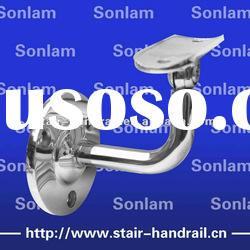 stainless steel wall mounted rail bracket
