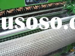 stainless steel welded wire mesh/ wire mesh/ welded then galvanized wire mesh
