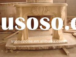 stone fireplace(marble granite travertine)