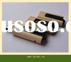 the pop bamboo USB drives promotional gifts