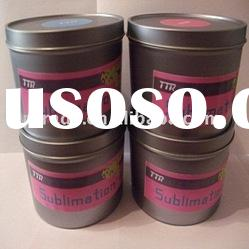 thermal transfer printing sublimation ink for offset machine