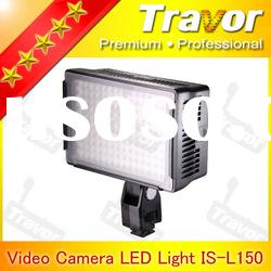 underwater video led camera led light with 150pcs LED