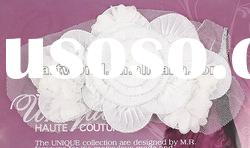 vintage lace flowers Hot sell flower clothing accessories(FL-010)