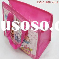 waterproof non-woven bag with pp film