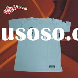 white custom printed t shirt without sleeves wholesales