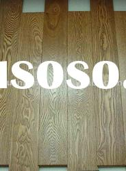 wood antique flooring-best ash/oak brushed/smoked hardwood/solid