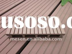 wood plastic composite outdoor building material--anti-aging decking