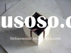 wooden gift box for packaging